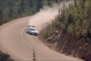 Taking on Pikes Peak in a Peugeot 405 Turbo – Video
