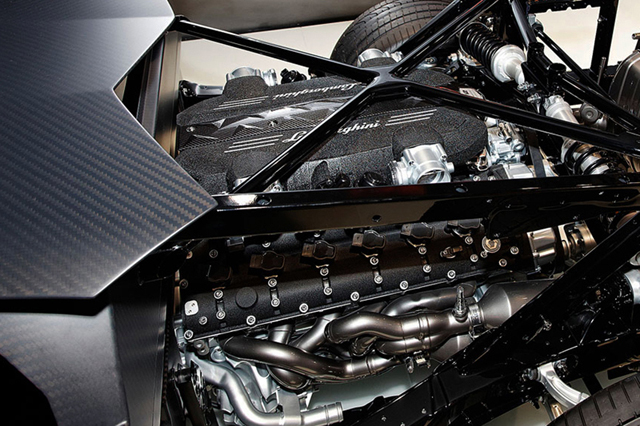 LP700-4 LE-C Aventador Tuning Program by RENM Performance