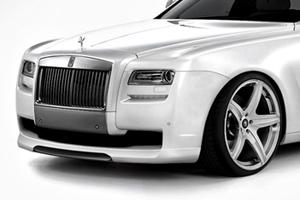Take a Sneak Peek at the new Vorsteiner Rolls Royce Ghost Tuning Program