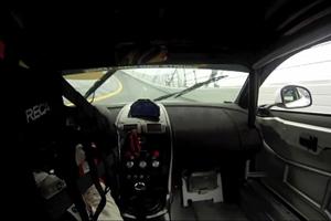 A Lap around Daytona in an Aston Martin Vantage GT4