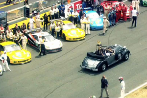 Start getting ready for the 2012 24 Hours of Le Mans – Video