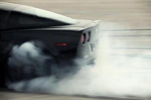 Watch a Corvette ZR1 Drift for Charity – Video