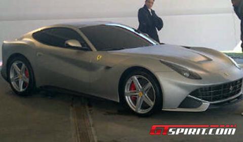 Ferrari F152 F620 GT