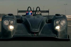 Morgan LMP2 Le Mans Racer
