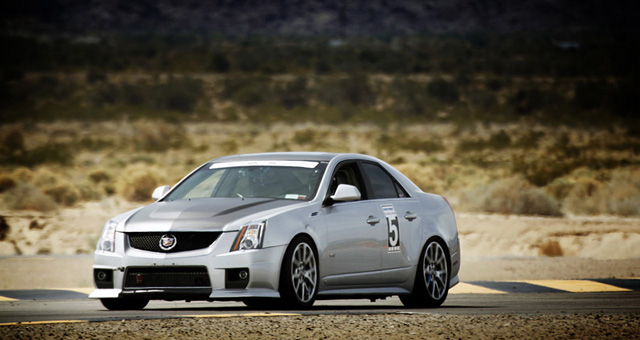 D3 Cadillac Patriot Missile CTS-V