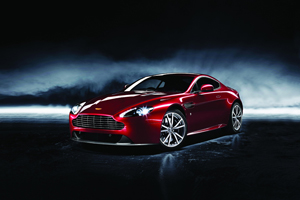 Aston Martin Dragon 88 and Q