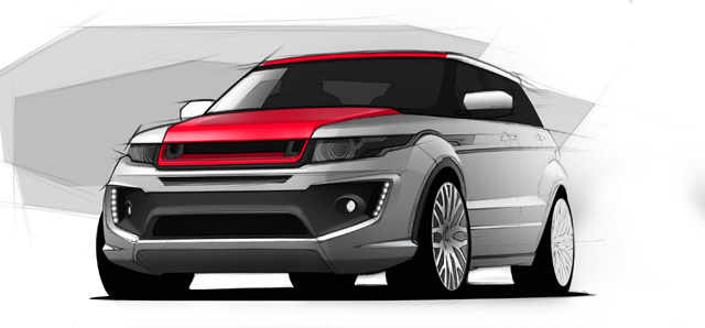 A Kahn Design Evoque RS250