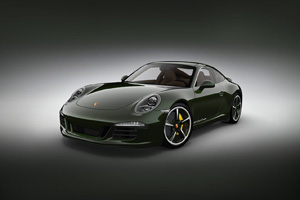 Porsche Celebrates 60 Years of Clubs with the new 911 Club Coupe