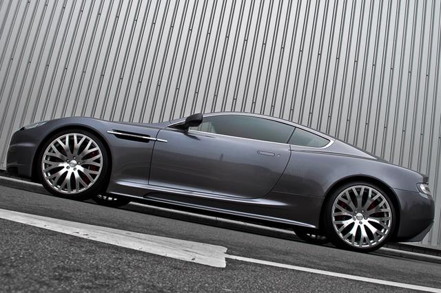 The Kahn 007 Aston Martin Dbs Casino Royale By A Kahn Design