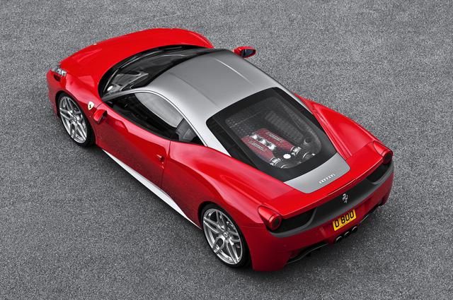 A Kahn Design 458 Italia