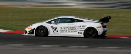 Reiter Engineering Lamborghini Gallardo LP600+ No.25