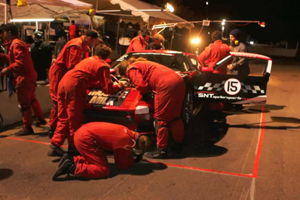 Watch Kai Goddard behind the wheel at the 2011 25 Hours of Thunderhill