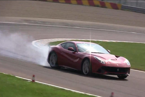 Two Minutes of Ferrari F12 Berlinetta Car Porn