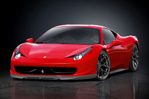 Previewing the new Vorsteiner Ferrari 458 Italia