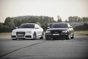 The new, Facelifted Rieger Audi A5 Body Kit