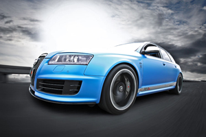 The MTM-Tuned Fostla-Wrapped Audi RS6 Avant