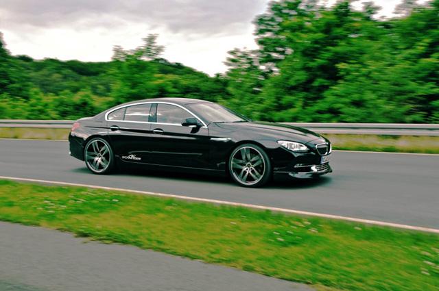 AC Schnitzer F06 BMW 6 Series Gran Coupe