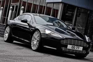 A Kahn Design Aston Martin Rapide