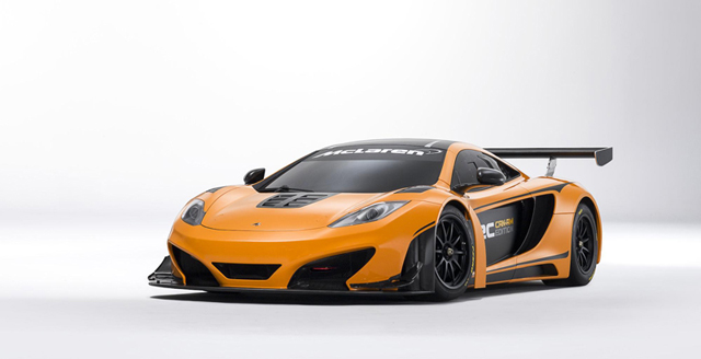 The McLaren MP4-12C Can Am is the Ultimate Track Car