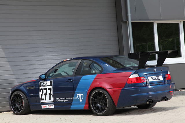 REIL and MR Car Design E46 M3 Tuning