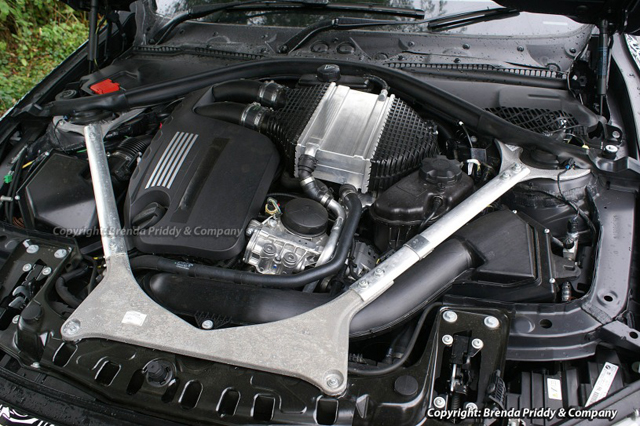 BMW F80 M3 Engine