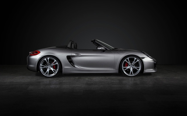 TechART 981 Porsche Boxster