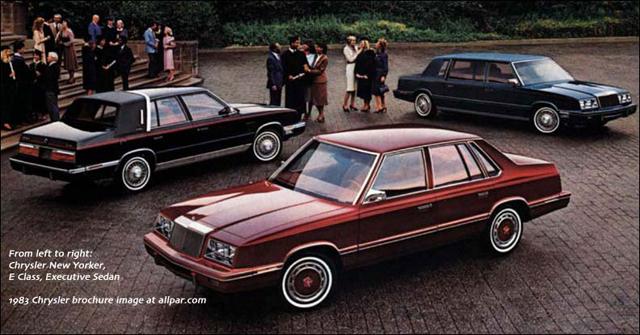 Chrysler K Car