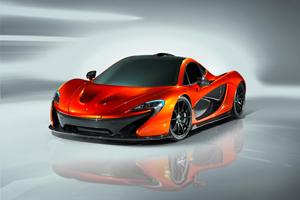 New McLaren P1 Design Concept
