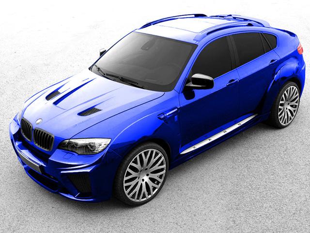 A Kahn Design BMW X6 Wide Track Preview