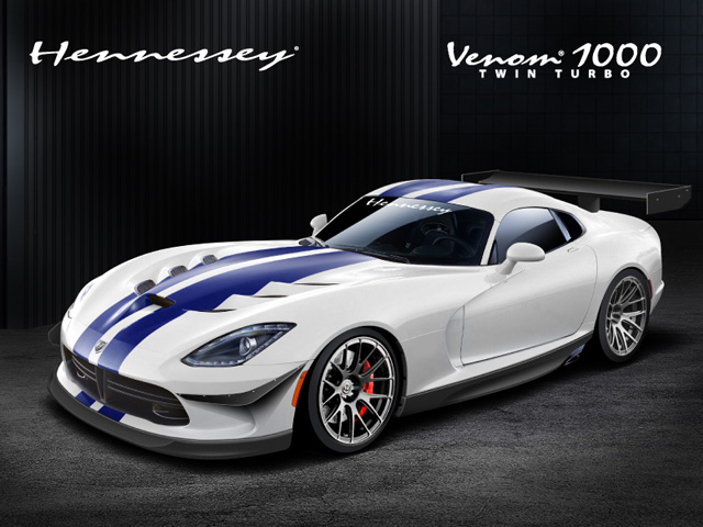 Hennessey Venom 1000