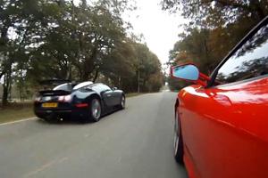veyron vs f430