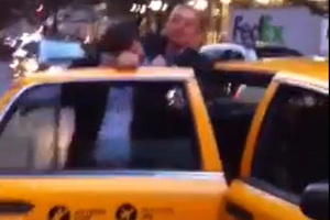Friday FAIL: Where it's really hard to catch a cab in NYC
