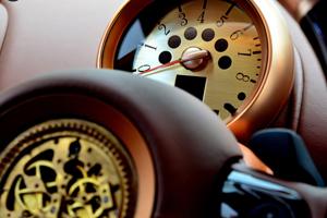 Carlex MINI Countryman Steampunk Car