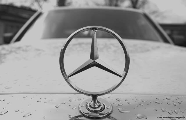 Mercedes Benz Star
