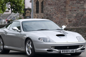 Afzal Kahn Ferrari Sold