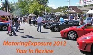 2012 Year In Review MotoringExposure