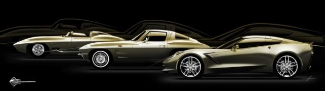 Chevrolet C7 Corvette Stingray