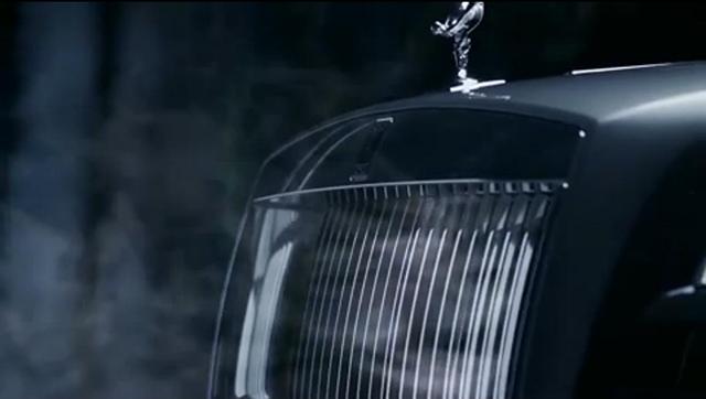 Rolls Royce Wraith Video
