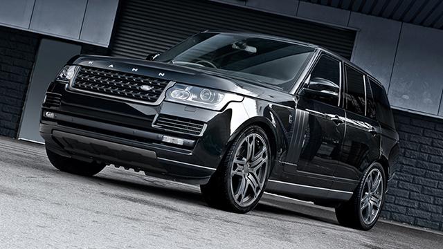 Kahn Range Rover Vogue Black Label