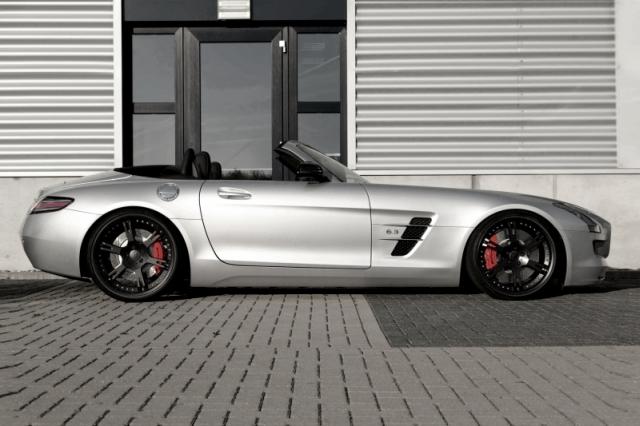 WheelsandMore Supercharged SLS AMG Roadster