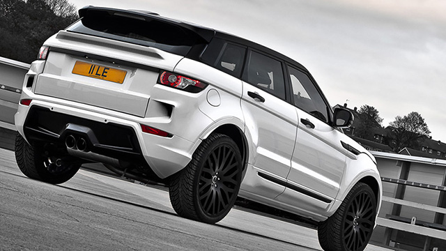 Fuji White RS250 Evoque