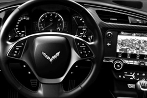 2014 Corvette Stingray Interior Video