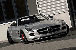 WheelsandMore SLS AMG Roadster