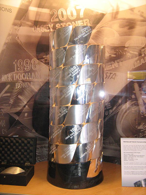 MotoGP trophy