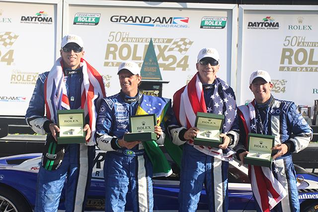 Grand Am Rolex 24 Hours Daytona