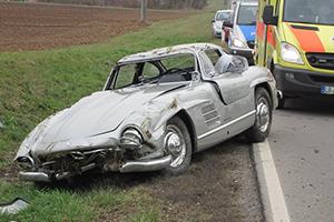 Friday FAIL SL300 Crash