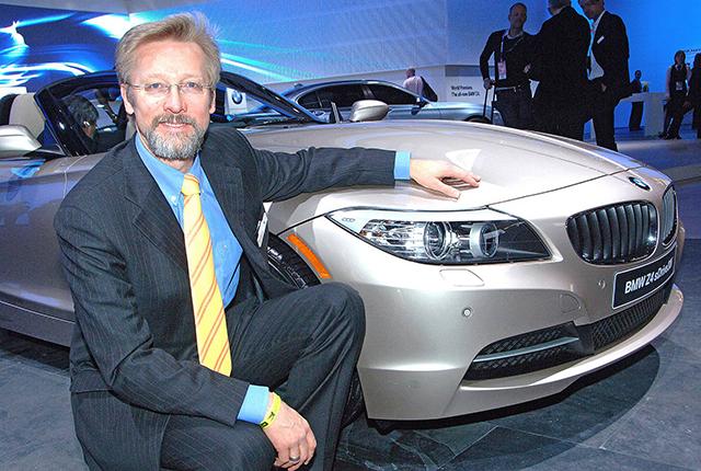 Chris Bangle BMW