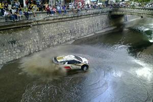 Sebastian Loeb Canal Rally