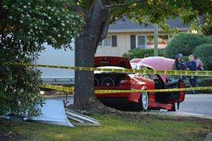 Friday FAIL BMW Crash
