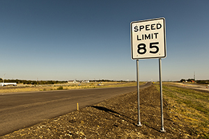 Texas Speed Limit